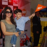 Mahima Chaudhary With Kids