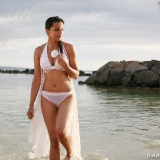 mugdha godse in bikini in the film help