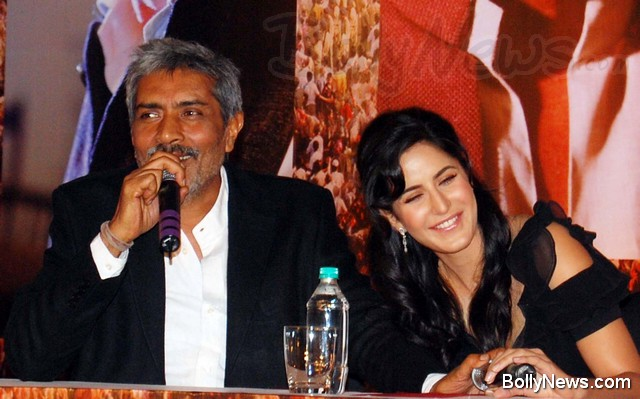 Prakash Jha and Katrina Kaif