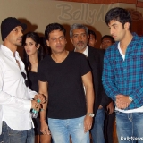 Arjun Rampal, Katrina Kaif, Manoj Bajpai, Prakash Jha and Ranbir Kapoor