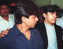 aamir khan shahrukh khan