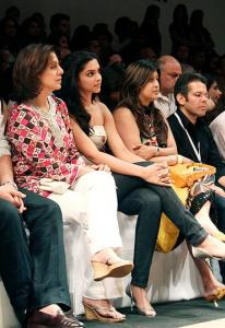 Deepika and Neetu Lakme Fashion