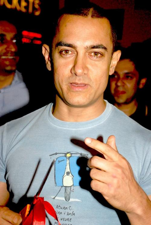 aamir khan pvr cinema