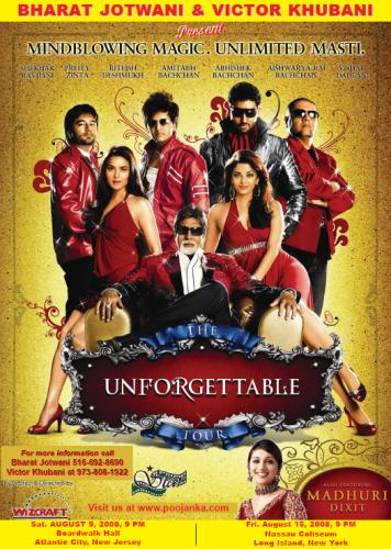 Unforgettable Bollywood