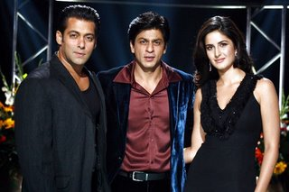 salman, shahrukh, katrina kaif