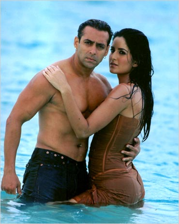 the second lead in Salman Khan's Veer is not going to be Zarine Khan ...