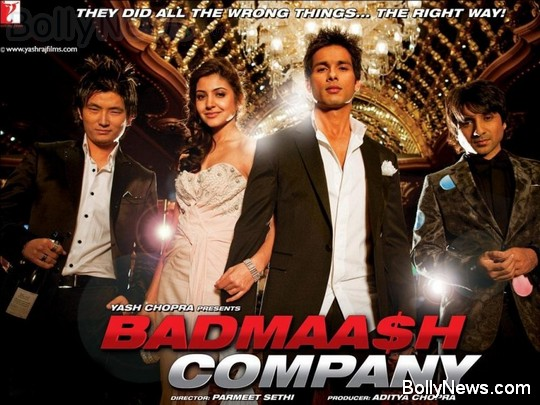 badmaash company wallpapers