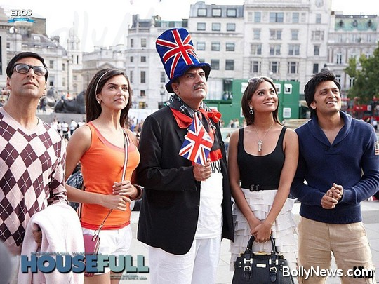 housefull poster