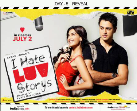 i hate luv storys day5 campaign