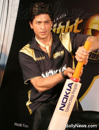 shahrukh khan cricket
