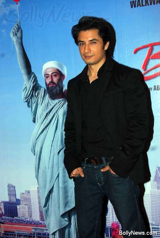 Ali  Zafar