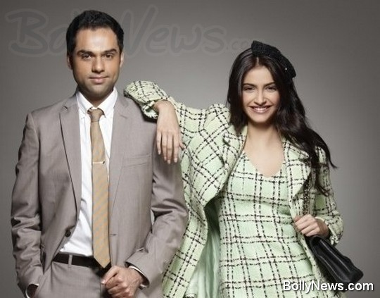 Abhay Deol and Sonam Kapoor