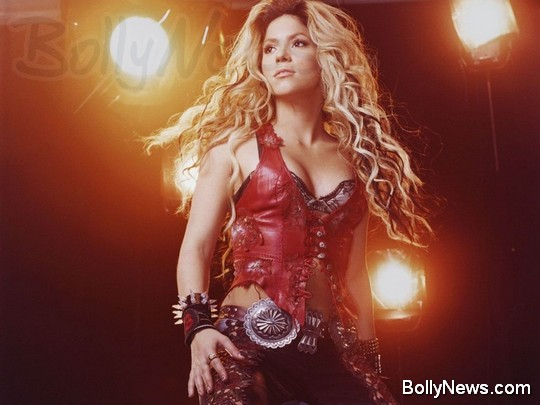 Shakira in Concert