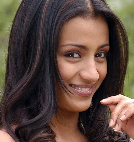 Trisha krishnan