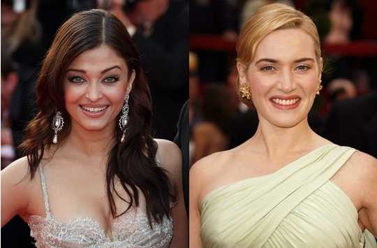 aishwarya rai and kate winslet