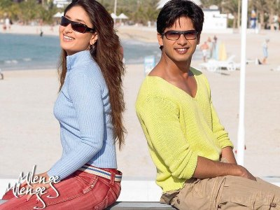 kareena and shahid