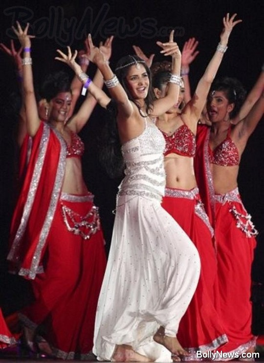 katrina kaif loves to dance