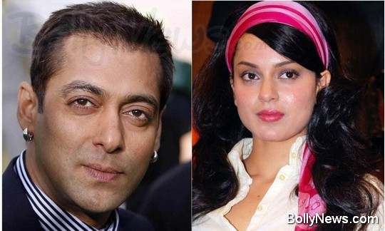 salman khan and kangana ranaut