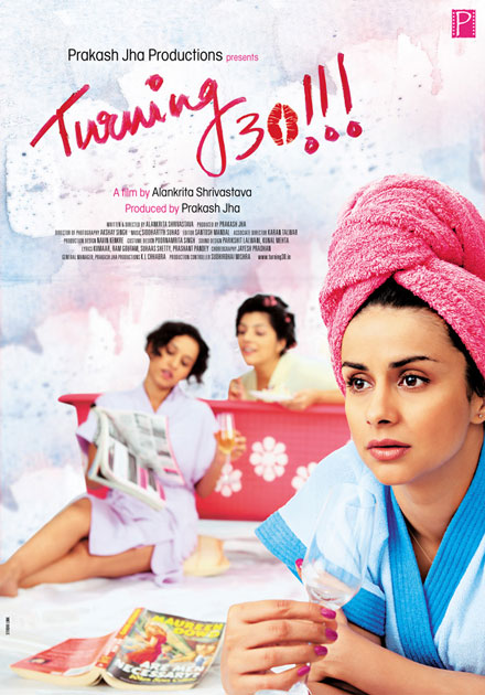 Turning 30 movie poster